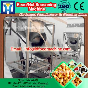 Continuous eight angle peanuts nuts beans seasoning machinery with ISO9001