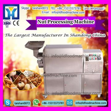 The price of roaster machinery for peanut and sesame
