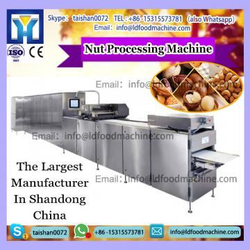 2016 High quality automatic almond hazelnut cracLD machinery