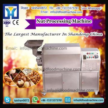Almond and hazelnut shelling machinery/almond cracLD machinery