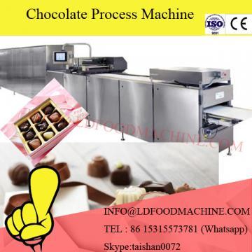 High selling Polishing pan chocolate make machinery for small production