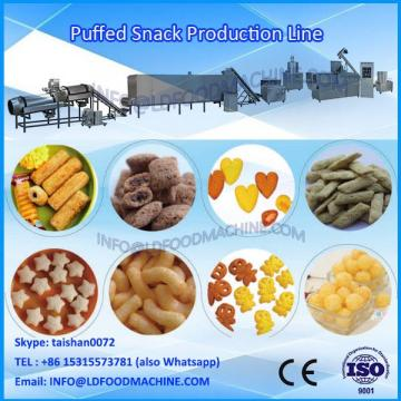 Corn Snacks Food Automatic Flavoring machinery