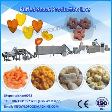 automatic popcorn machinery