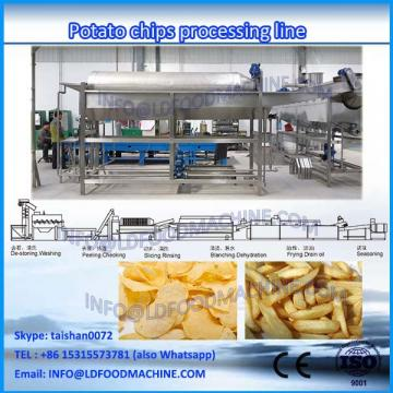 Commercial Automatic potato chips make machinery Automatic french fries Production Line