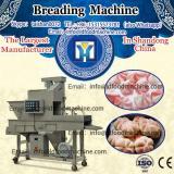 Hand operated ice shaving machinery