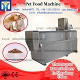 Auto Extrusion pet fish feed make