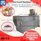 China Automatic Twin Screw Extruder Pet Dog Food Processing  Industry