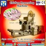 chicken scalding machinery