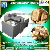 Full Stainless Steel Industrial Praline Nougat Peanut Sugar Cutting machinery Cereal Protein Bar machinery
