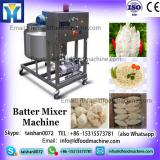 Indian Snack Batter Mixer machinery