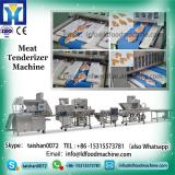 Automatic Processional Stainless Steel machinery Meat Tenderizer