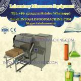 laboratory size microwave assisted sintering equipment AlN SiN multi-mode microwave furnace