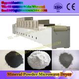continuous vacuum belt dryer microwave drying machine for aloe vera gel/powder