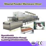 Industrial stainless steel groundnut/nuts powder tunnel microwave dryer sterilizer