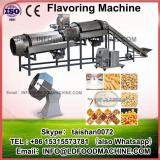Hot chocolate sugar coating and flavouring machinery /snacks food flavouring make machinery