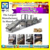 Automatic Frozen French Fries Production Line fresh Desity