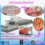 Good quality frozen meat thaw machinery/frozen chicken unfreezing plant