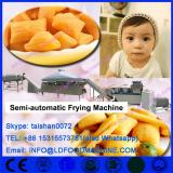 semi-automatic gas chips and fish fryers